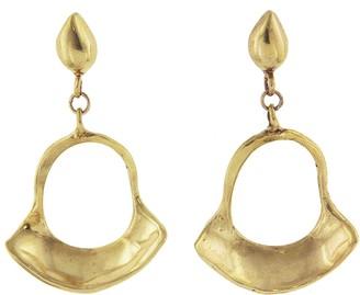 ARIANA BOUSSARD-REIFEL Olinda Earrings - Brass