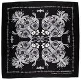Thomas Wylde Silk Printed Scarf