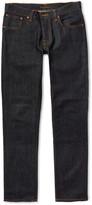 Nudie Jeans Grim Tim Slim-Fit Organic Dry Denim Jeans