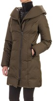 Soia & Kyo Carmella Down Coat - Trim Fit (For Women)