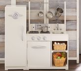 Pottery Barn Kids All-in-1 Retro Kitchen Collection, Simply White