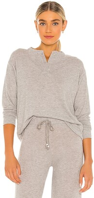 DONNI Sweater Henley