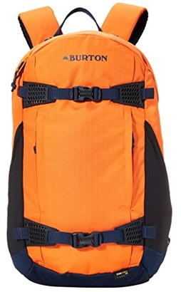 Burton Day Hiker 25L Backpack (Martini Olive Flight Satin) Backpack Bags