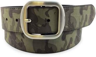 Fashion Focus Camouflage Reversible Belt
