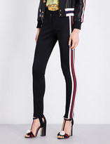 Gucci Skinny cotton-blend leggings