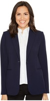 Calvin Klein 1 Button Jacket Women's Jacket