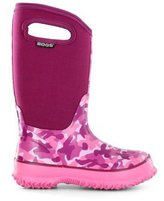 Bogs Classic Snake Waterproof Winter & Rain Boot (Toddler/Little Kid/Big Kid)