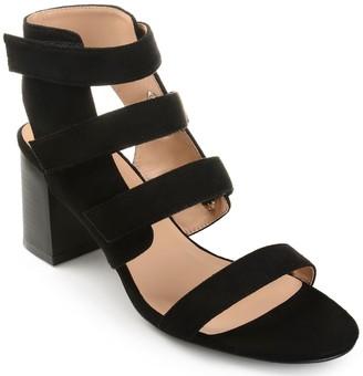 Journee Collection Perkin Women's High Heel Sandals