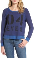 Sundry Women's Love Forever Sweatshirt