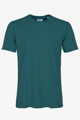 Colorful Standard - Unisex Ocean Green T Shirt - S