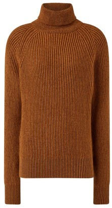 Joseph Ribbed Rollneck Sweater