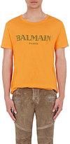 Balmain Men's Logo T-Shirt