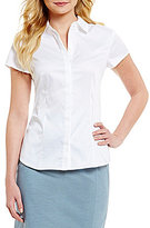 Antonio Melani Bettina Stretch Sateen Blouse