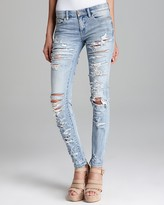 Blank NYC BLANKNYC Jeans - Wash Ripped Skinny in Riot Wash