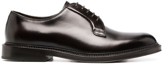 Henderson Baracco Leather Derby Shoes