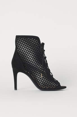 H&M Sandals with Lacing
