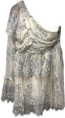 Alice McCall White Lace Dresses