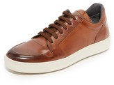 To Boot Barton Leather Sneakers