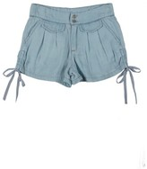Tractr Girl's Side Tie Shorts