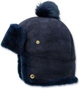 UGG Women's Sheepskin Pom Hat