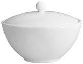 Jasper Conran for Wedgwood White Covered Sugar Bowl