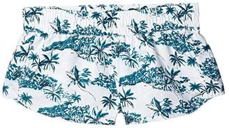 Volcom I'm Not Shore 2 Boardshorts (Tidal Blue) Women's Swimwear