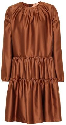 N°21 Satin dress
