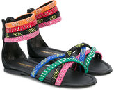 DSQUARED2 embellished strappy sandals