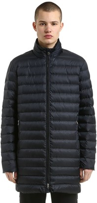 Ea7 Emporio Armani Mountain Long Down Jacket