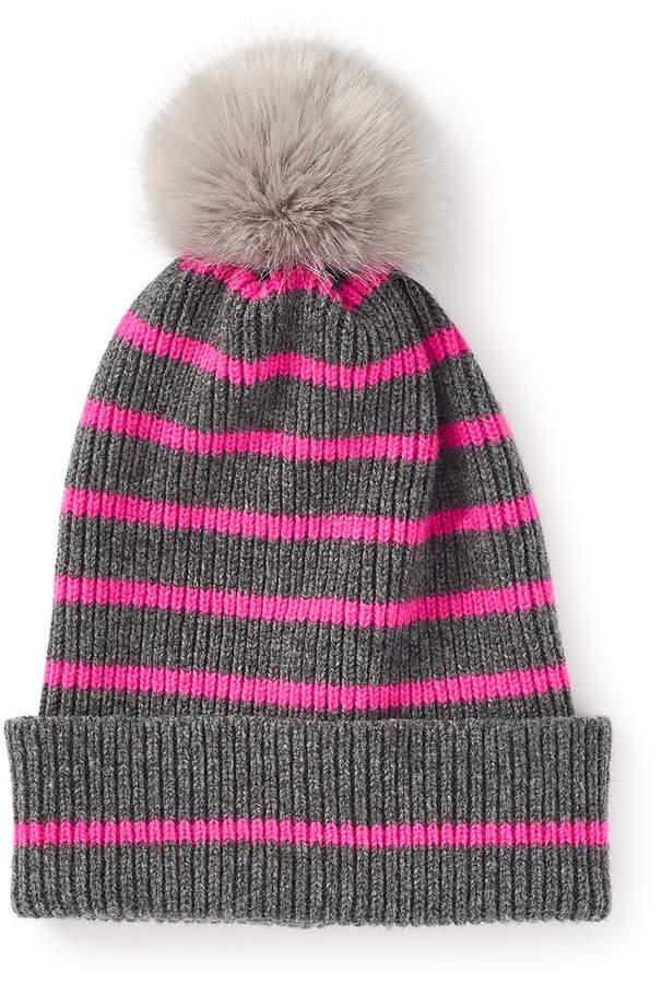 Jigsaw Islay Breton Stripe Pom Hat