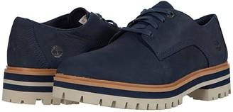 Timberland London Square Oxford (Navy Nubuck) Women's Shoes