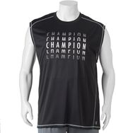 Champion Big & Tall Modern-Fit Logo Muscle Tee