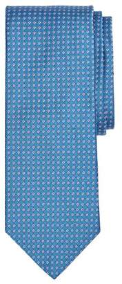 Brooks Brothers Squares Neat Silk Classic Tie