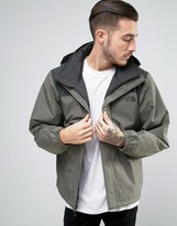 The North Face Resolve Insulated Jacket In Grey