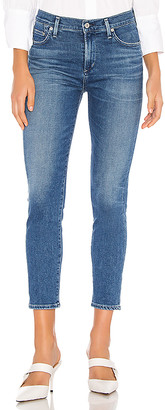Citizens of Humanity Rocket Crop Sculpt Mid Rise Skinny. - size 24 (also