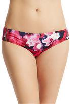 Calvin Klein Floral Print Bikini Bottom