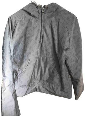 Saks Potts Grey Jacket for Women