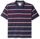 Wrangler Men's Big-Tall Authentics Men's Big and Tall Short-Sleeve Jersey Polo