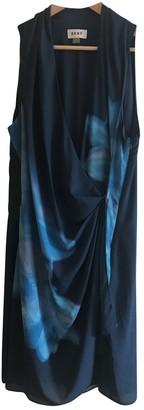 DKNY Blue Dress for Women