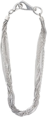 Peter Do Multi-Chain Crystal necklace