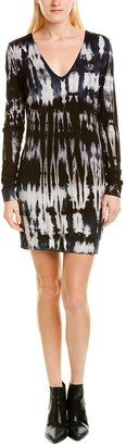 Fifteen-Twenty Fifteen Twenty Tie-Dye Sheath Dress