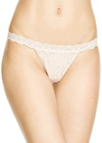 Hanky Panky Signature Lace G-String #482051