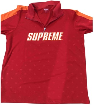 Supreme Red Knitwear for Women
