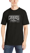 Crooks & Castles Men's Keffyeh Core T-Shirt