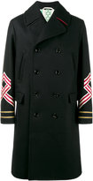 Gucci double-breasted coat - men - Polyester/Viscose/Wool - 48