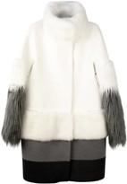 N'onat White Dove Coat