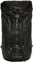 Diesel Coated Denim & Rubberized Print Backpack
