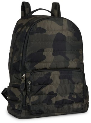 Bari Lynn Camouflage Backpack
