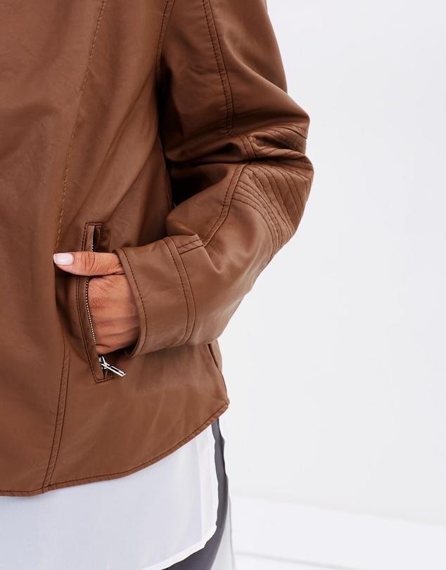 Junarose Prisma LS PU Jacket