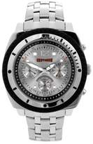 Chevignon Men's Quartz Watch with Black Dial Analogue Display Quartz Stainless Steel 92 0007 503